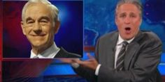 Jon Stewart Destroys Media for Ignoring Ron Paul - I posted this on facebook and about 20 other people re-posted it.