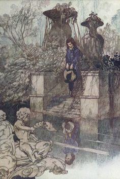 Charles Robinson, The Secret Garden