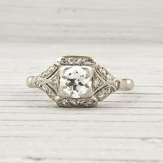 Fine Antique Vintage Rings from Erstwhile Jewelry Co