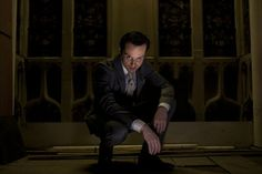 Still of Andrew Scott in Sherlock