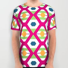#fashion #clothing #clothes #abstract #all over print #unisex