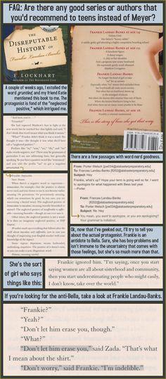 när fyller bella swan år 57 best Frankie Landau Banks images on Pinterest | Banks, Books to  när fyller bella swan år