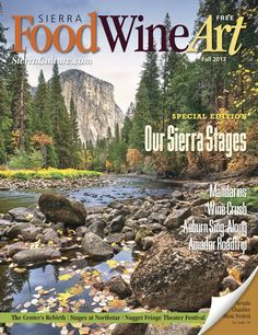 Read our new fall issue! digital.sierraculture.com