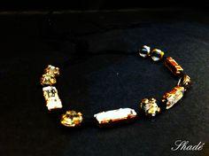 Bracelet strass Swarovski