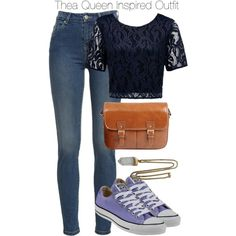"""""""Arrow - Thea Queen Inspired Outfit"""" by staystronng on Polyvore"""