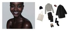 """""""Crying"""" by beanh ❤ liked on Polyvore featuring Rebecca Minkoff, Wrap, Enföld, Acne Studios, J.Crew, Winter, simple, loafers and coat"""