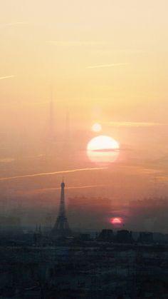 Paris. Beautiful.