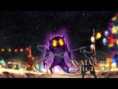 The Legend Of Korra: Unalaq Calms The Spirit
