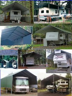 110 amazing motorhome houses images carport garage portable rh pinterest com