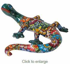 Large Talavera Salamander