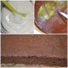 Prajitura Boema Romanian Food, Fondant, Cheesecake, Food And Drink, Pudding, Desserts, Recipes, Tailgate Desserts, Deserts