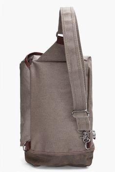Diesel Raw Adam Messenger Bag in Gray for Men (grey)