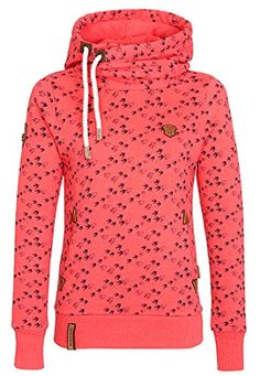 Naketano Women's Hoodie Darth Will Vögel (N) (XS, Candy Red Melange) Naketano http://www.amazon.com/dp/B00KLNF61Y/ref=cm_sw_r_pi_dp_gPpBvb0F4B6MW