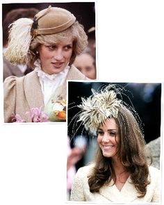 Before Kate Middleton dazzled the world with her fashion sense, Princess Diana wowed us all with her