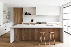 Nice Modern Kitchen Set Design 8