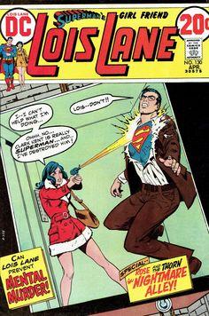 Lois Lane 130 Comic Cover