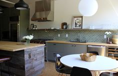 """DISC Interiors Northern California """" Wine Country Kitchen"""