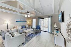 Unit 624 Queens Grant Villas - Hilton Head Island Vacation Rentals in Palmetto Dunes Oceanfront Resort for Golf, Tennis, Pickleball, Bikes, Canoes and more. Best Resorts, Vacation Resorts, Vacation Rentals, Vacations, Hilton Head Condos, Palmetto Dunes, Great Walks, King Bedroom, Resort Villa