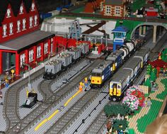 Great Western Lego Show 2012 | i Brick City