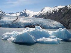 Alaska - Mendenhall Glacier (Bucket list!)