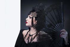 https://flic.kr/p/G76b7w | Diary of a lost Girl | Photo by SteveO Model/MUA/Stylist Azadeh Brown #azadeh #azadehbrown #goth #gothmodel #alternative #alternativemodel #gothfashion #gothic #darkphotography #burlesque #elegant #model #modelling #vogue #persianmodel #persian #beauty #makeup #darkbeauty #vintage #eyes #fashion #femmefatale #doll #black #blacklace #pin up #1920s #1930s #artdeco #artnova #greatgatsby #cabaret #showgirl #hollywood #silentmovie #silverscreen #boudoir #louisebrooks