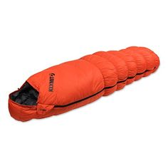 Klymit KSB 0 Degree Down Sleeping Bag New Orange  Regular Size *** You can find out more details at the link of the image. This is an Amazon Affiliate links.
