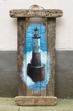 armen-phare-bretagne-bois-boisflotté-driftwood-peinture-art-decoration-acrylique-bois-wood-artpaint-lighthouse-brittany2.jpg (2384×3624)