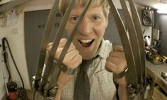 """To celebrate """"X-Men: Days of Future Past"""", X-Men fan and inventor Colin Furze has created his own fully working Wolverine claws. X Men, Colin Furze, Black Panther Storm, Duct Tape Crafts, Stainless Steel Wire, Marvel X, Blacksmithing, Super Powers, Metal Working"""