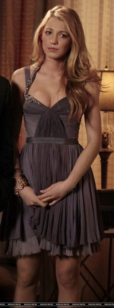 gossip girl season 5 episode 8 serena's dress - Google Search