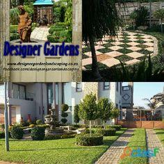 Landscaping Centurion, Pretoria and Midrand. Designer Gardens ...