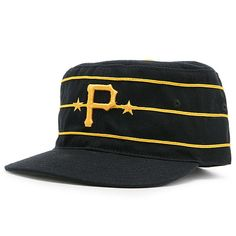 03de05af2a0 Fanatics.com - American Needle Pittsburgh Pirates Black Cooperstown 1977  Vintage Fitted Hat - AdoreWe