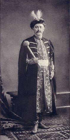Prince Kotchoubey, General a la Suite de Sa Majeste l'Empereur (Tenue de Colonel de cosaques de la Petite-Russie; XVII siecle)....050 by klimbims on deviantART