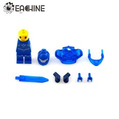Free Shipping Eachine E011 RC Quadcopter Spare Parts Kids Outdoor Toys Block DIY Toy Brick E011-10 For RC Models Toys