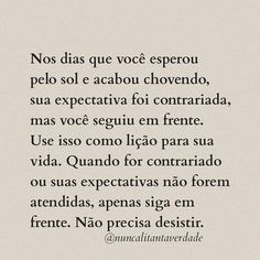 Maybe Quotes, Portuguese Quotes, Jesus Quotes, Thoughts, Instagram, Memes, Verbena, Deep Words, Amazing Quotes