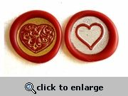 Valentine Wax Seal Stamps