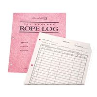 CMC Rescue Rope Log Rappelling, Search And Rescue, Binder, Paper, Trapper Keeper, Teacher Binder, Financial Binder