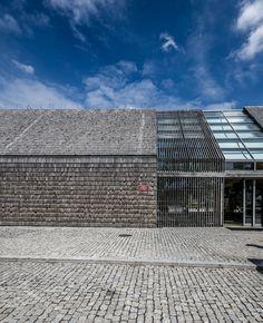 Muzeum Wsi Opolskiej / db2 architekci – nowoczesna STODOŁA | wnętrza & DESIGN | projekty DOMÓW | dom STODOŁA