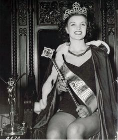 Venus Ramey, Miss America 1944.
