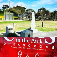 Carols in the park tonight  Family fun from 6:00pm & Carols from 7:00pm  #oceangrovecarols #carolsinthepark #carolsbycandlelight #christmas #festive #community #music  #aguideto #aguidetooceangrove  #smallbusiness #shoplocal #livelovelocal  #instagood #photography #ocean #beach #surf #fun #amazing  #oceangrove #barwonheads #bellarine #bellarinepeninsula #gtown #geelong #visitvictoria #tourismgeelong #australia #seeaustralia by a_guide_to_oceangrove http://ift.tt/1JO3Y6G