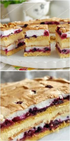 Russian Cakes, Baking Buns, Cake Business, Russian Recipes, Yummy Cakes, Cake Recipes, Bakery, Food And Drink, Cooking Recipes