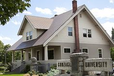 SPOKANE, Wash. – The home where world-famous entertainer Bing Crosby grew up – the Craftsman-style house at 508 E. Sharp Avenue