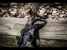 SOLID GEAR: PROCTOR 2-POINT GUN SLING (WAY OF THE GUN) - YouTube