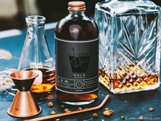 At just over a year old, Montreal's super-hip, high-end tonic company 3/4 Oz. Tonic Maison just launched its newest syrup product, Kola Artisanal. Prepare