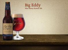 "Wisconsin: Leinenkugel Brewing ""Big Eddy Wee Heavy Scotch Ale"""