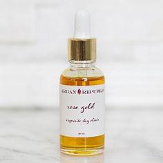 rose gold elixir facial oil