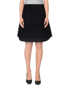 JIL SANDER Knee length skirt. #jilsander #cloth #