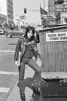 Joan Jett - She iz Fonzie...