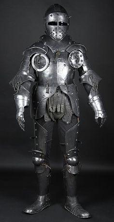 EXCALIBUR (1981) - Cornwall (Corin Redgrave) Complete Suit of Armour - Price Estimate: £6000 - £8000
