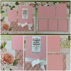 Kaiser Cottage Rose Best site for page layout kits ever! And they have auto ship clubs! Check it out! www.scrapbookstation.com