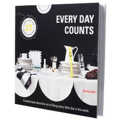 FANTASTISK - EVERY DAY COUNTS Book - IKEA